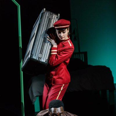 Theater Biel/Solothurn, La notte di un nevrastenico, 2016